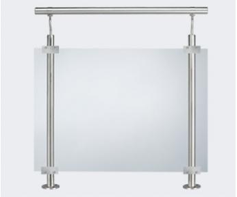 Garde Corps Panneaux de verre